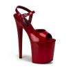 FLAMINGO-809 Red Patent
